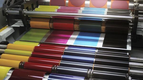 Schaefflers bransjeløsninger for trykkpresser