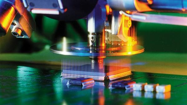 Schaefflers bransjeløsninger for elektronikkproduksjon