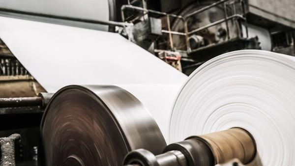 Schaefflers bransjeløsninger for cellulose og papir