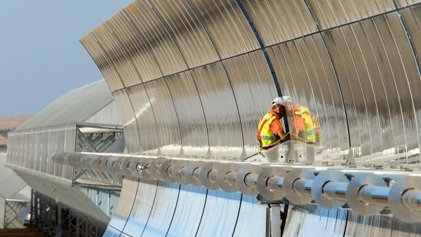 Schaefflers bransjeløsninger for solanlegg