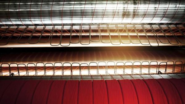 Schaefflers bransjeløsninger for tekstilmaskiner