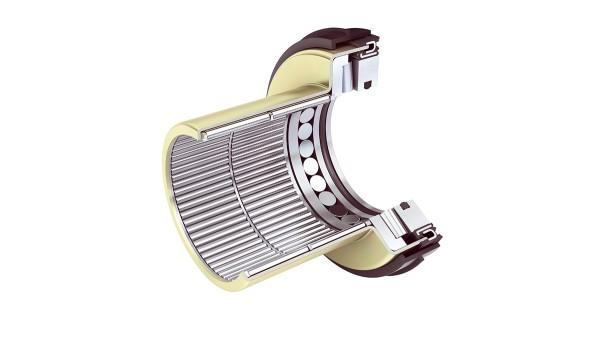 Kingpin bearing