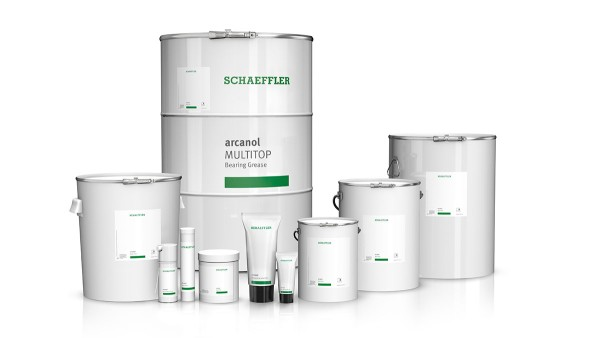 Schaeffler maintenance products: Lubricants