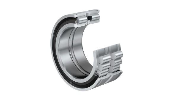 Schaeffler rullingslager og glidelager: Fullrullige sylindriske rullelager med ringspor