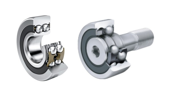 Schaeffler X-life products: INA track rollers, yoke type track rollers and stud type track rollers