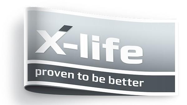 Schaeffler X-life logo