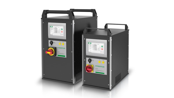 Medium-frequency heating devices from Schaeffler